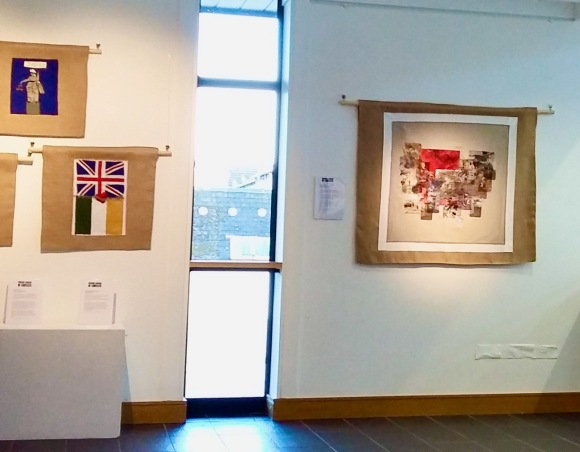 Contimuum in Roe Valley Art and Cultural Centre Limavady October 2016